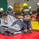 Gefahrgutuebung_Lagerhaus180415_Kolli-66