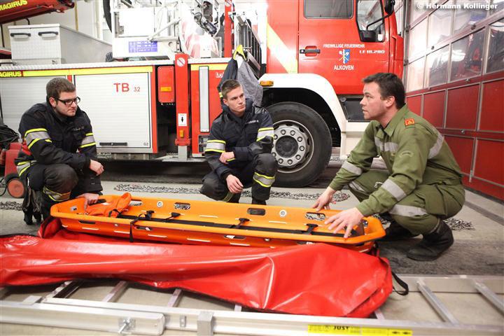 20.01.2011: Schulungsabend für neue Geräte