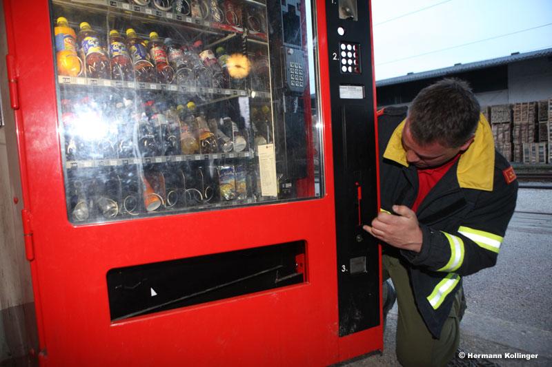 Automatensicherung / Foto: Kolli