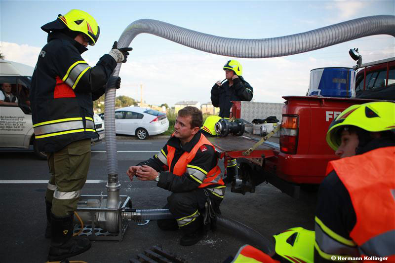 Unfall mit Öleinsatz / Foto: Kolli