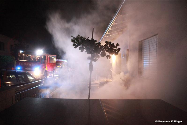 Kellerbrand in Straßham (Foto: Kolli)
