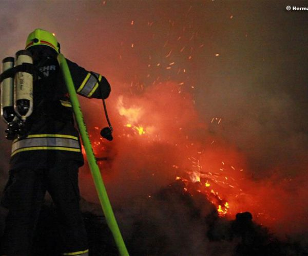 Osterhaufenbrand (Foto: Kolli)