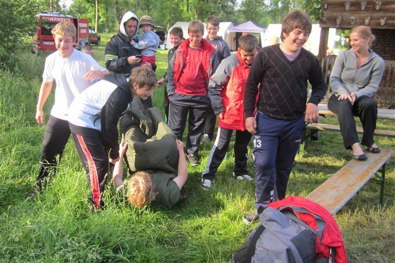 Jugendlager 2012