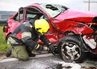 Unfall in Strass / Foto: Kolli