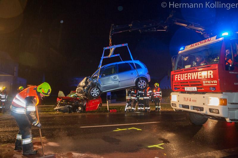 Unfall am 2.1.2014 / Foto: Kolli