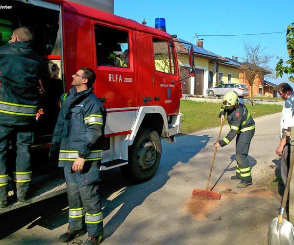 Unfall / Foto: Unter