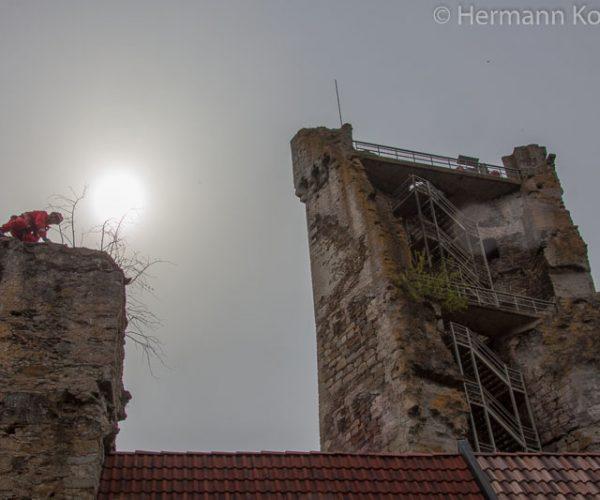 Höhenrettereinsatz / Foto: Kollinger