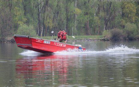 Auf der Donau / Foto: Kollinger