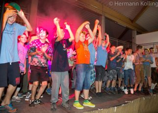 Jugendlager 2014 / Foto: Kolli