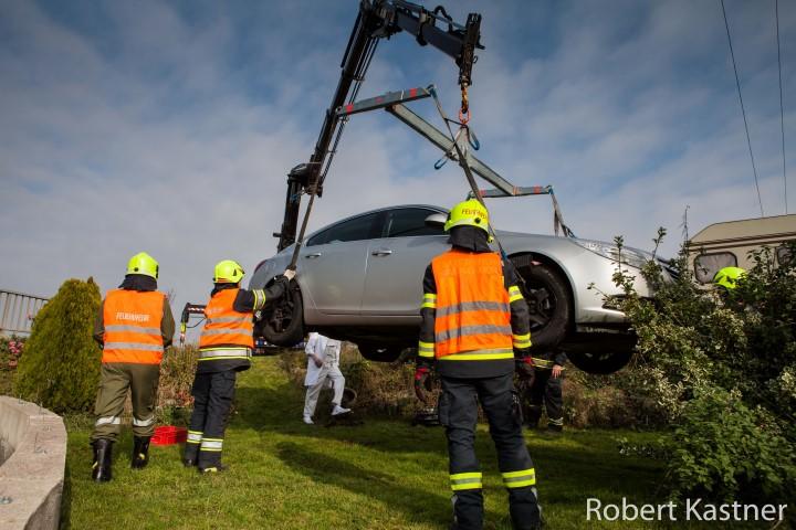 Autobergung / Foto: Kastner