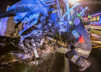 Schwerer Unfall / Foto: Kollinger