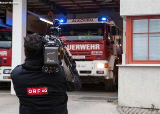 ORF-Dreh / Foto: Kastner