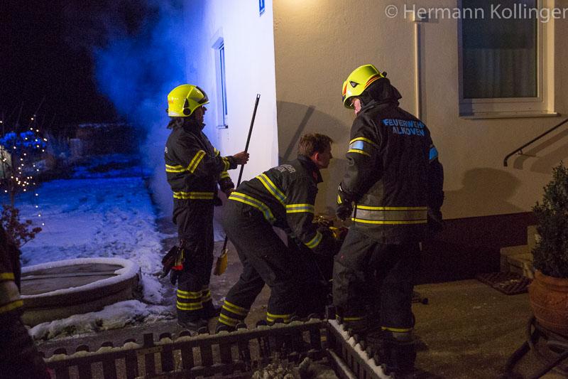 Brandeinsatz / Foto: Kolli