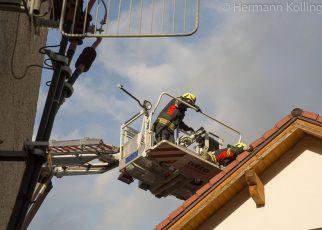 Sturmeinsätze / Fotos: Kollinger