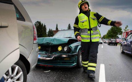 Unfall / Foto: Kastner