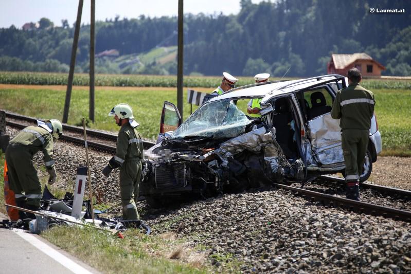 Unfall (Foto: Laumat.at)