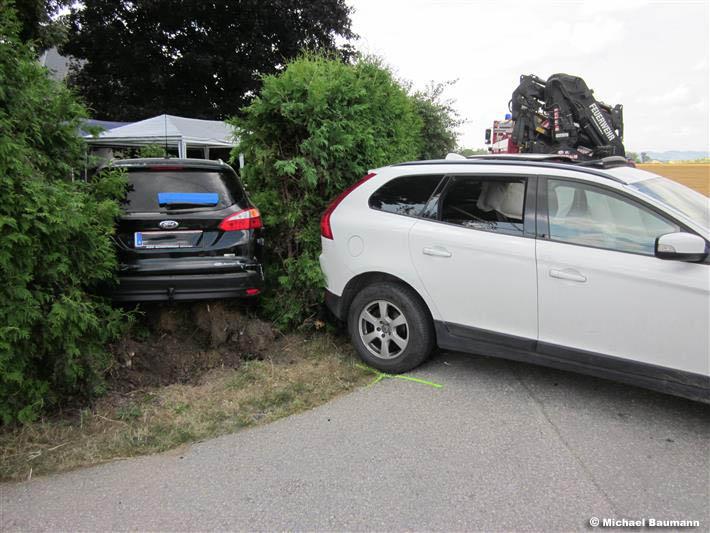 Autobergung / Foto: Baumann