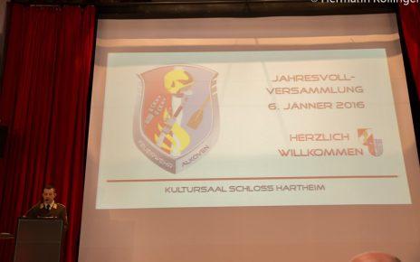 JVV FF Alkoven 2016 / Foto: Kollinger