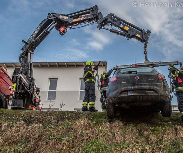 Autobergung / Foto: Kolli