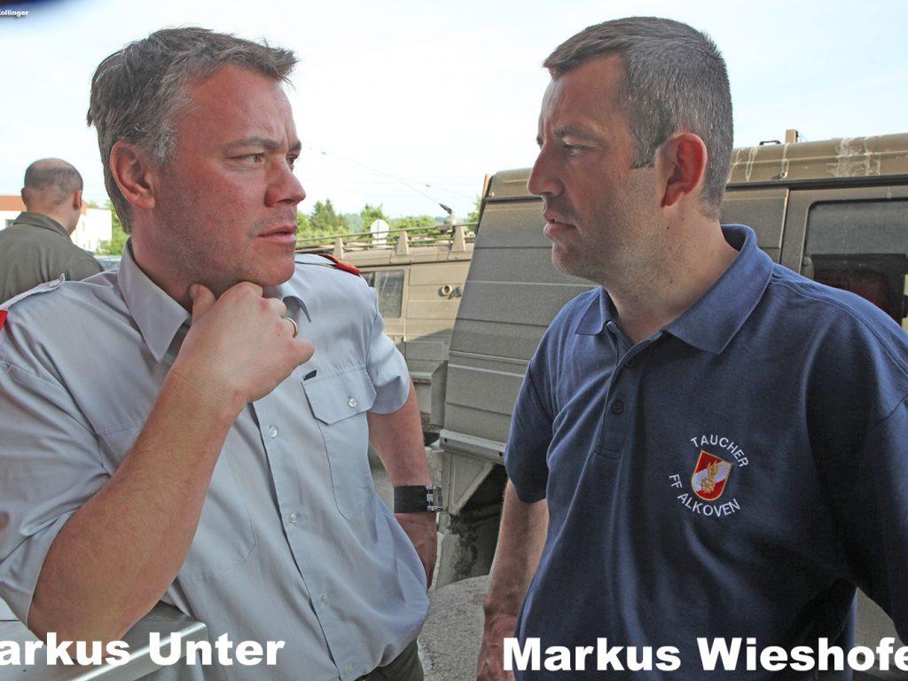 Mai 2017: Stellungnahme → Feuerwehrkommandant zurückgetreten