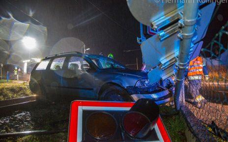 Unfall / Foto: Kollinger