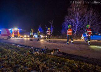 Einsatzfahrt / Foto: Kollinger