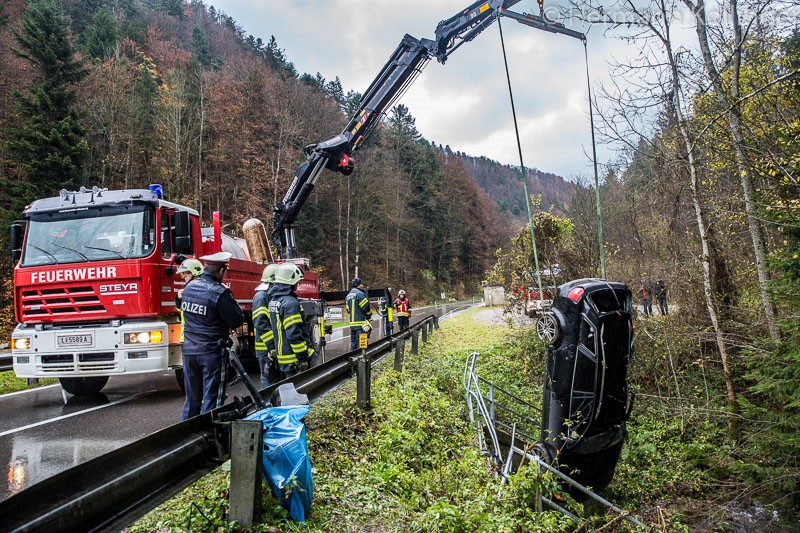Unfall Haibach / Foto: Kollinger