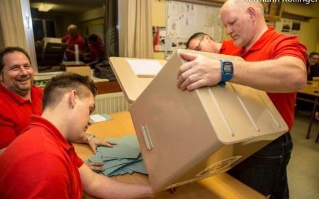 Wahlen / Foto: Kollinger