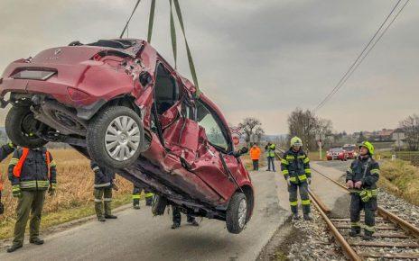 Unfall / Foto: Grosch