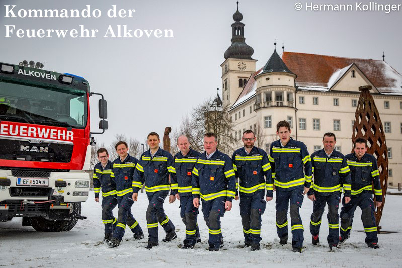 Kommando / Foto: Kollinger