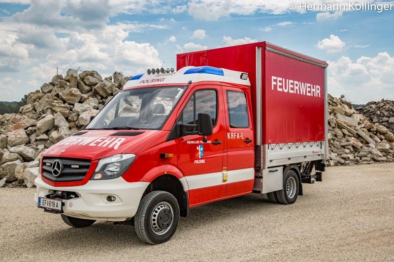 KRF-L – Kleinrüstfahrzeug Logistik