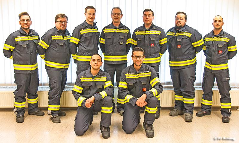FF Polsing: Das Kommando