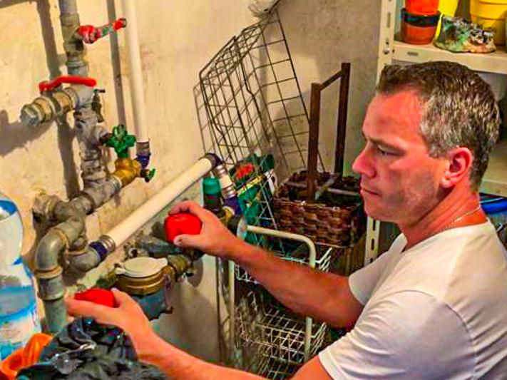 27.07.2019: Technisches Wassergebrechen in Straßham
