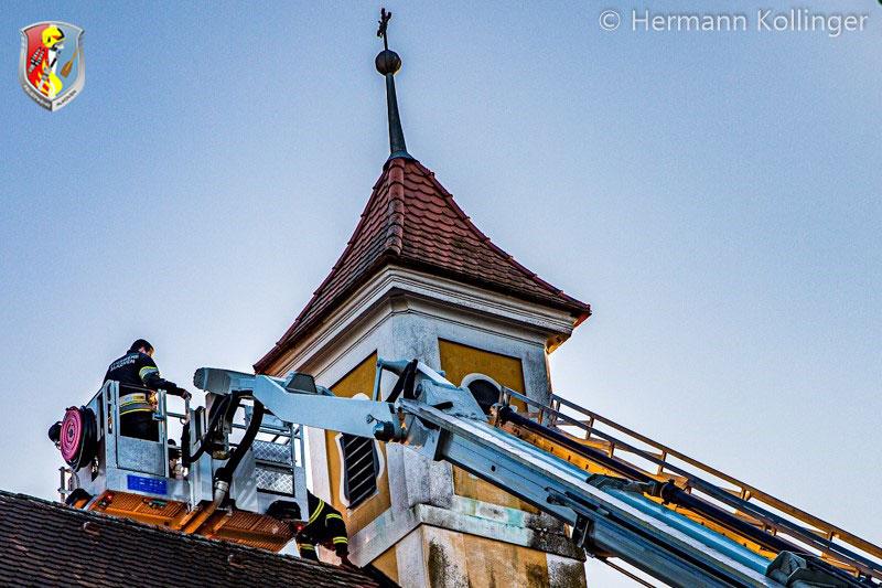 01.01.2020: Göttlicher TMB-Einsatz bei der Annabergkirche