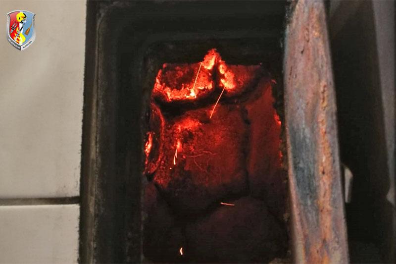 23.03.2020: Kaminbrand in Gstocket