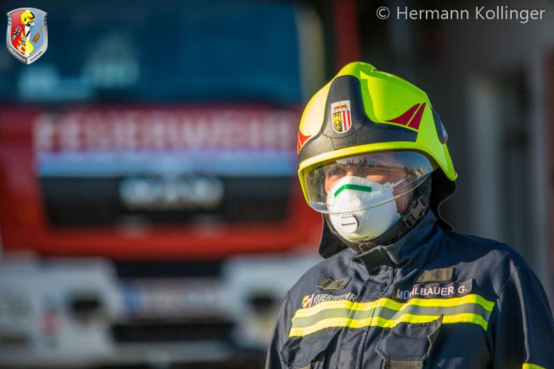 Covid-19 als Herausforderung für Feuerwehr UND Teamgeist (06.04.2020)