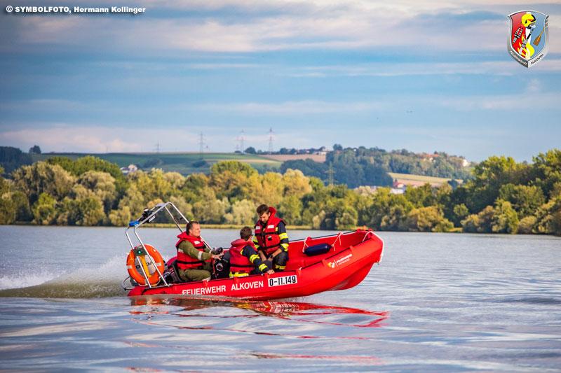 19.05.2020: Personenrettung auf der Donau