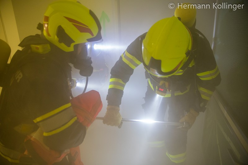 18.06.2020: Atemschutz-Training im Großkeller