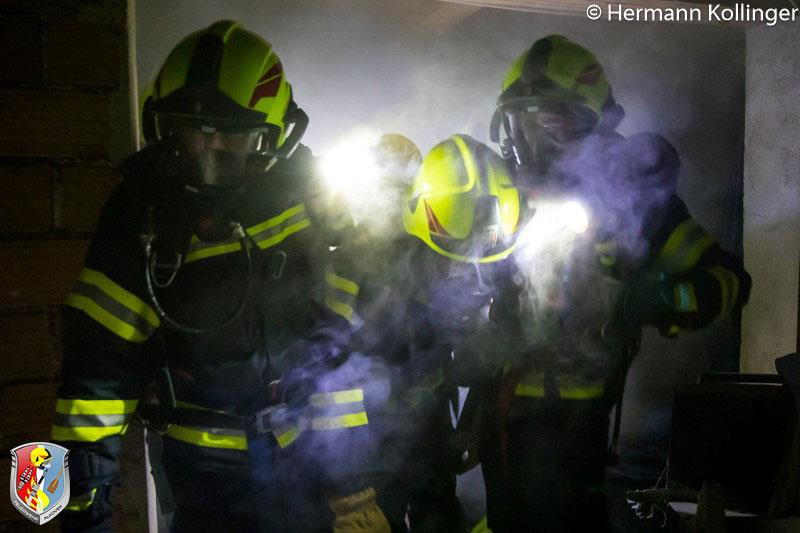 17.09.2020: Brandienstübung am Bauernhof samt Kameradennotfall