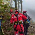 18.10.2019: Handyortung führt Einsatzkräfte zu verstiegener Frau im Kürnbergwald